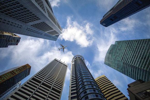 Singapur - Ein Stadt der Gegensätze