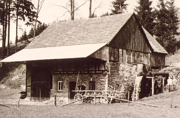 Die Knochenmühle in Isingheim