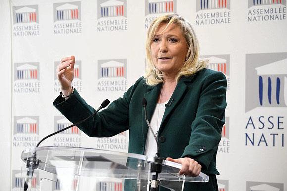quel est le signe astrologique de marine le Pen