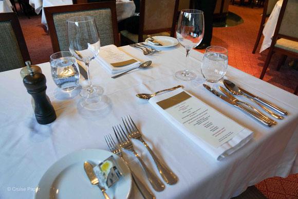 MS DOURO CRUISER Gala Dinner