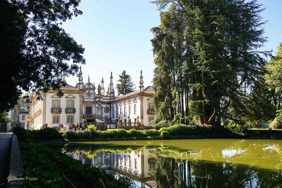 Mateuspalast Vila Real
