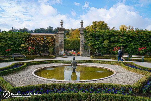Mirabell-Garten Salzburg