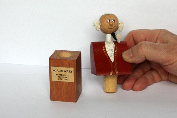 Weinflaschenverschluss Mozart