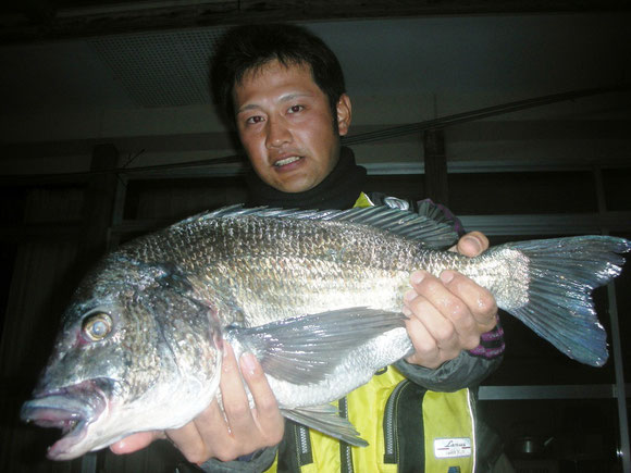 斉家 潤さん 55.0㎝