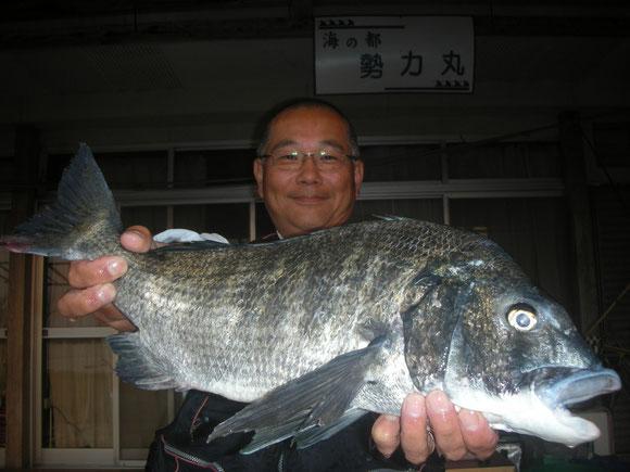 野田 澄雄さん 54.0㎝