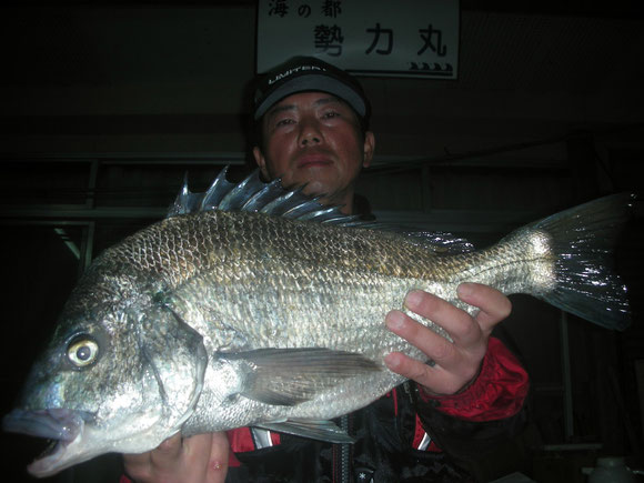 宮地 忠宏さん 53.5㎝