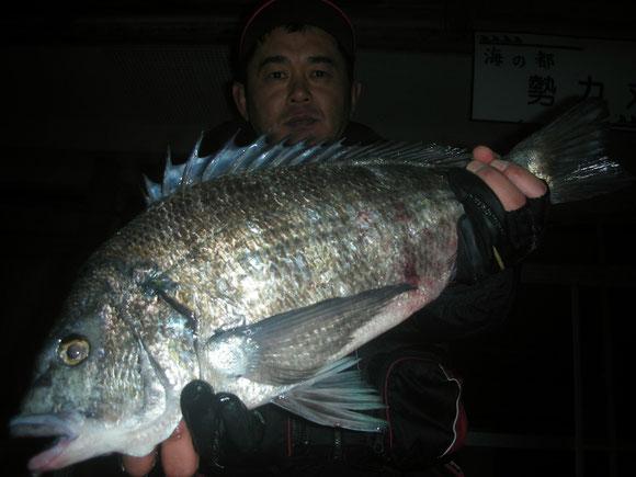 永野 広幸さん 52.8㎝