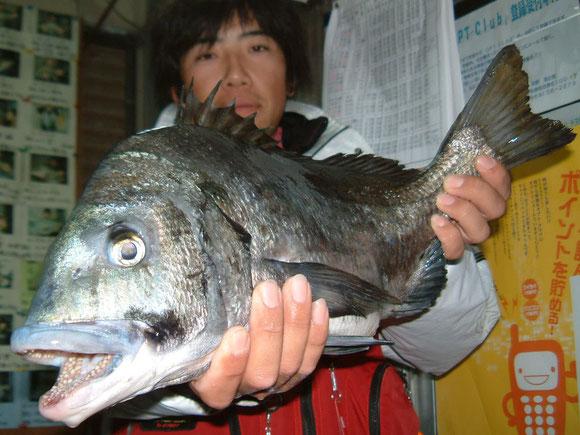 吉野 誠 54.7㎝ 2.5㎏