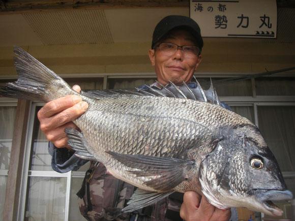 中山 哲美さん 54.4㎝