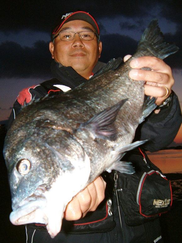 野田澄雄  53.0㎝