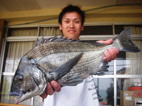 廣田 浩一さん 53.3㎝