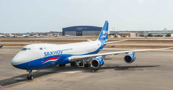 Silk Way West will get two additional Boeing 747-8 freighters