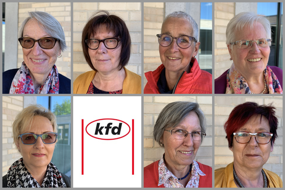 Vorstand der kfd Frauen der Anna Katharina Gemeinde