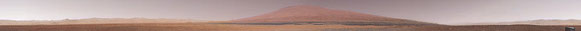 Bradbury Landing Panorama
