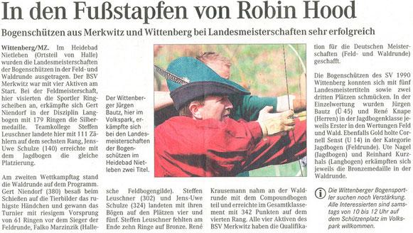 Artikel - LM in Halle-Nietleben 2006