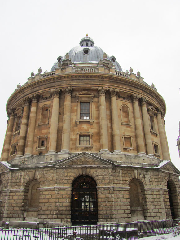 Radcliffe Camera Oxford, UK, Kurtz Detektei Berlin