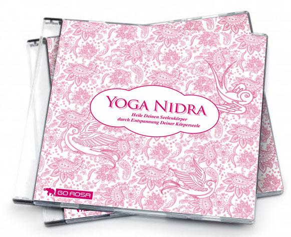Yoga Nidra - Heile Deinen Seelenkörper durch Entspannung Deiner Körperseele.