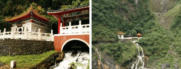freaky travel, Reisen, TOP 5, Asien, Taiwan, Insel, Toptipps, Teipei, Tempel, Mönch, Lichter, Platz, Nacht