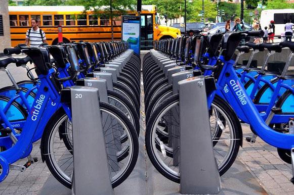 freaky finance, freaky travel, Fahrräder, mieten, radeln, parken, citi bike