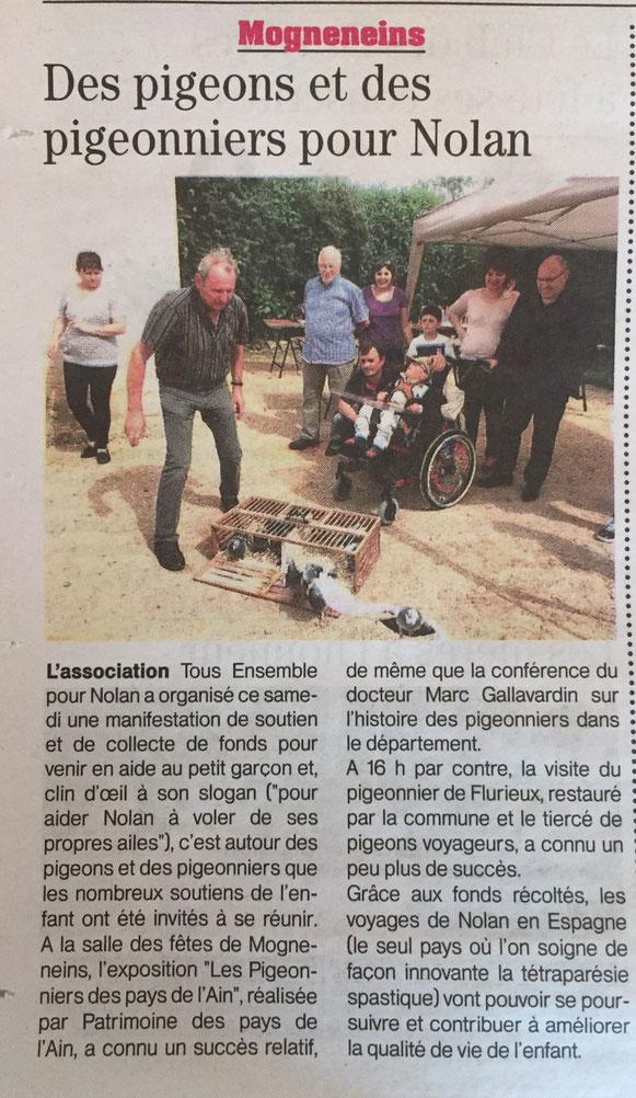 Patriote Beaujolais - 9 juin 2016