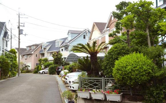 アメリカ村のストリート