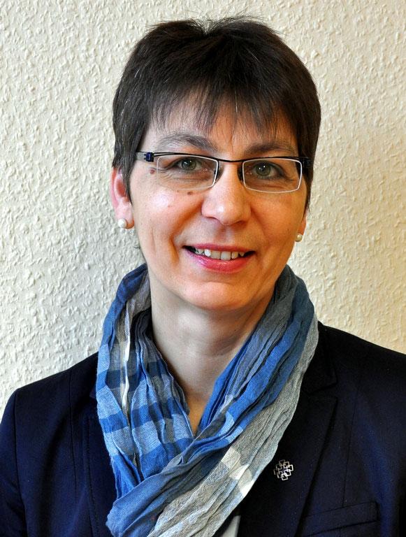 Dekanin Sabine Bertram-Schäfer. Foto: Gert Holle