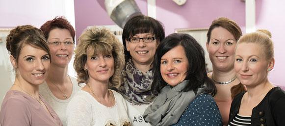 Unser Hairstyling Team von dieHairRichter.  Friseur  und Kosmetik für Kaulsdorf und Hellersdorf. Trendfriseur für Damen, Herren und Kinder.