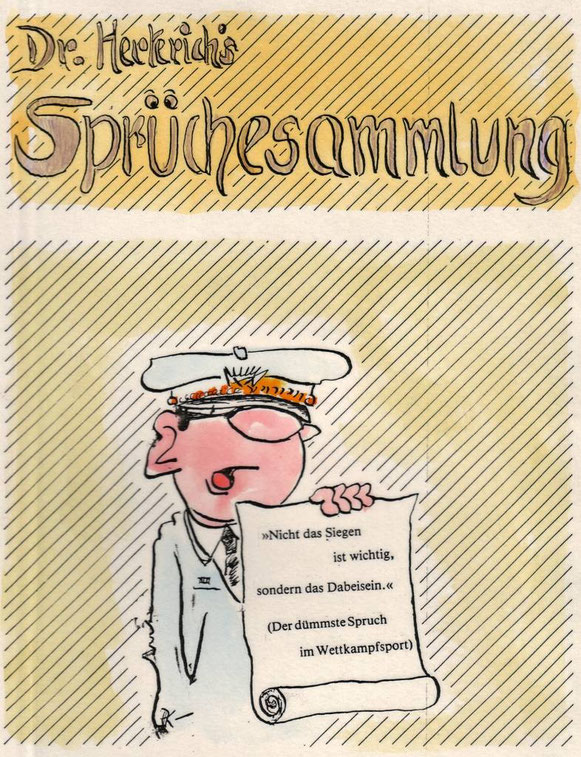 gzeichnet von Unterbrandmeister Jung (1981)