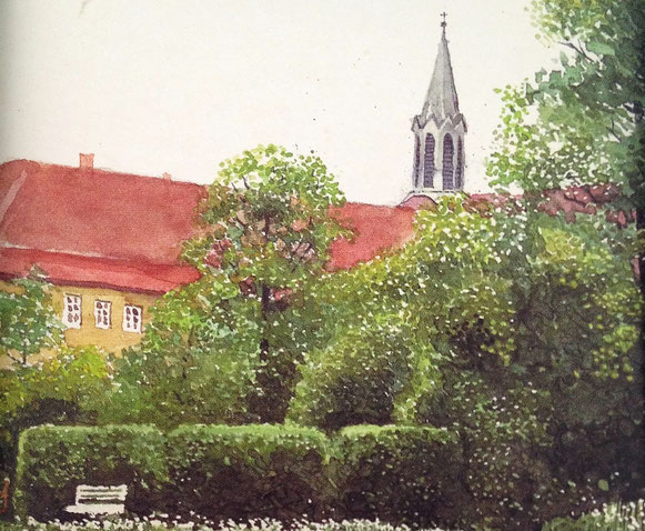 Klosters Mariensee