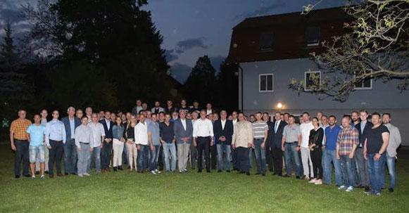 Volles Haus und sehr gute Stimmung bei der AUF/AFH Personalvertreterschulung in Seebenstein