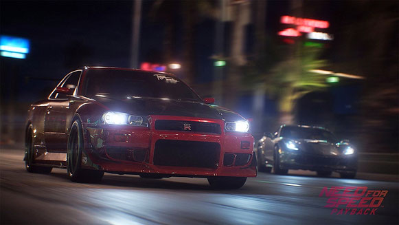 Need for Speed: Payback - Straßenrennen