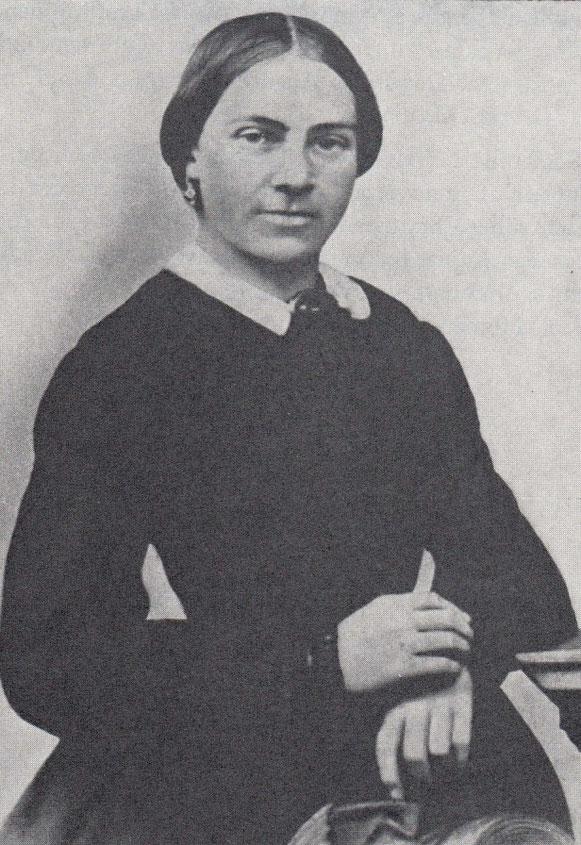 Ida von Müller schenkte am 15. Dezember 1908 das Haus Anderletz dem Tagwen Näfels  (Bürgergemeinde) als Heim für arme Kinder.(Foto: Privatarchiv)