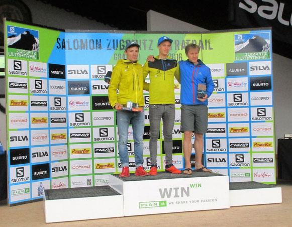 Die Sieger des Salomon Zugspitz-Supertrails