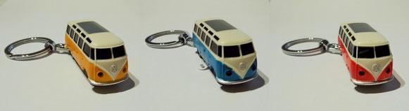 VW Bulli Schlüsselanhänger mit LED Licht