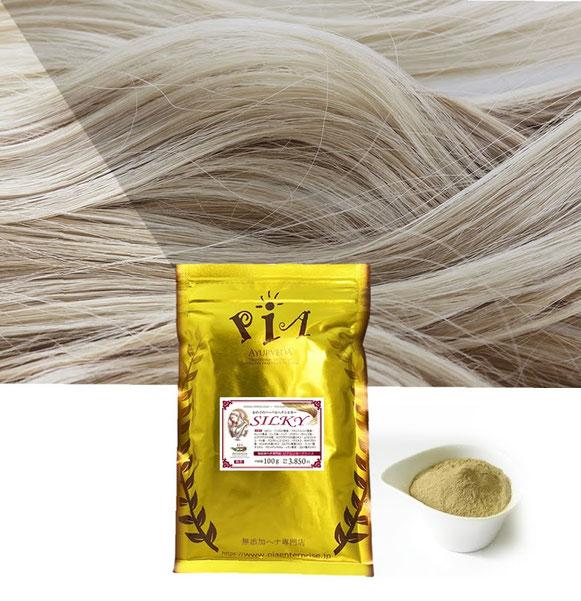 Herbal Henna | SILKY | non colour