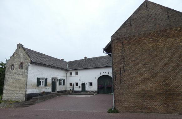 boerderij Tuinstraat Etenaken-Wijlre, rijksmonument