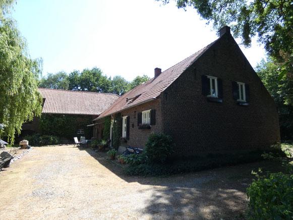 boerderij Stockshof, Horn, historisch, bouwhistorisch onderzoek herbestemming