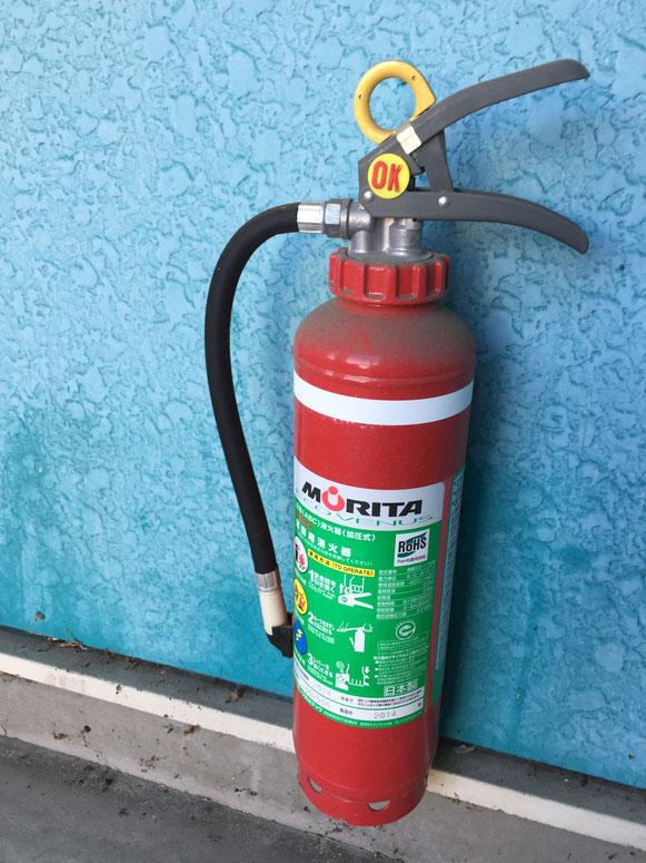 特定行政書士といいう名の消火器を手に入れた群馬県前橋市の行政書士ふくろう事務所です。