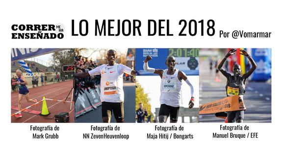 Lo mejor del 2018 en el running