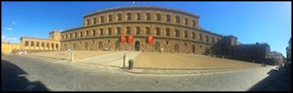 Palazzo Pitti - Herberge von 7 Museen