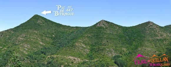 Les 3 Quilles - Pic de Bitrague