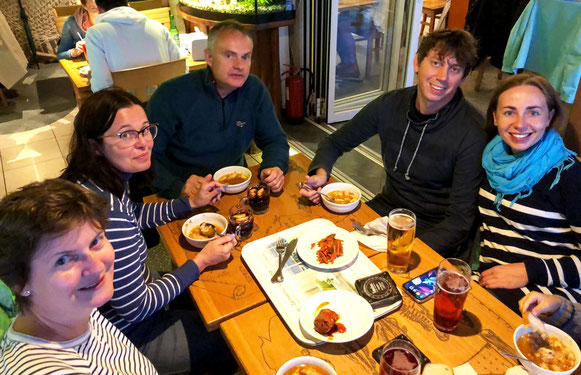Beste Fischsuppe an der polnischen Küste