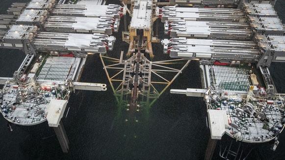 Nord Stream 2 © Axel Schmidt