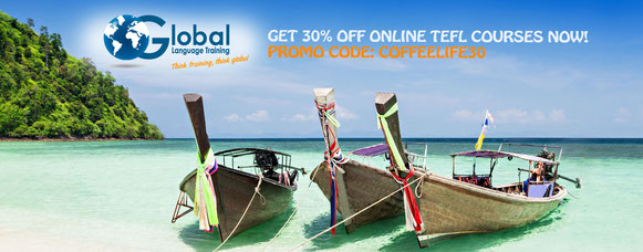 TEFL discount code