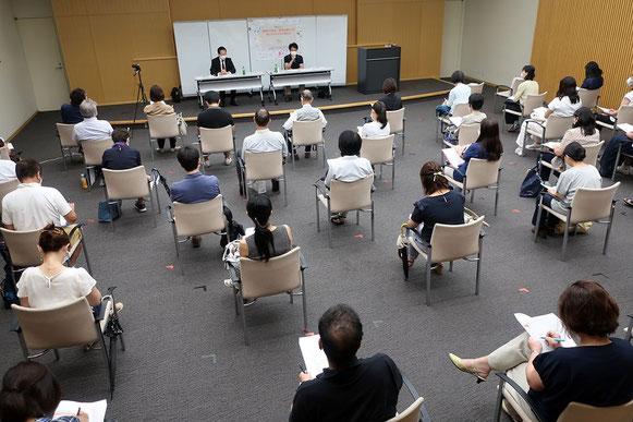 連続セミナー第19回(2020年8月2日/川口市メディアセブン)