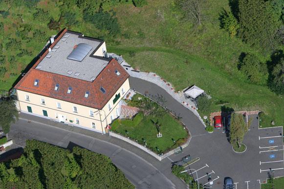 Luftbild aus 2010