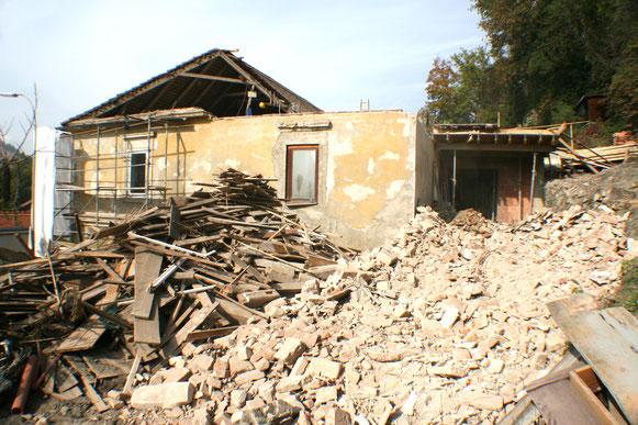 2006, während dem Umbau.