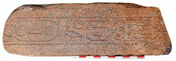 Crédit : Ministère Egyptien des Antiquités