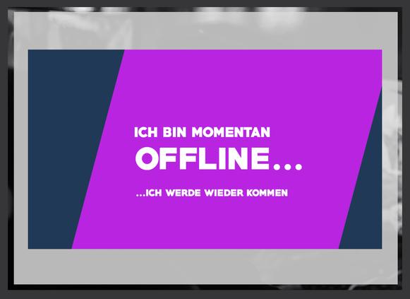 Twitch Offline Banner 6 kostenlos