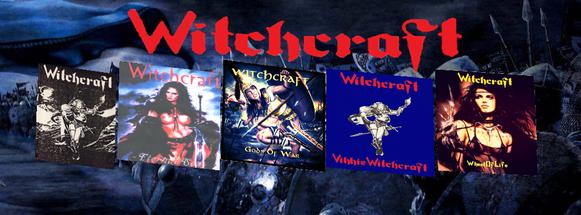 Witchcraft Hans kleines Heavy Metal Eck